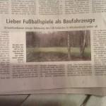 - LSK Fussball satt Baufahrzeuge