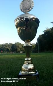 Edgar-Schaub-Turnier Sieger 2013
